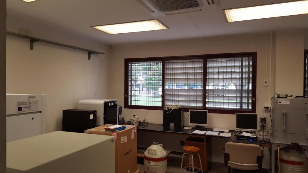 Laboratorio Medida de Radiaciones 2