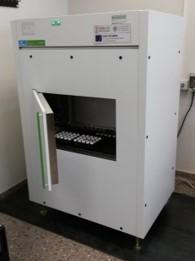 Detector de centelleo liquido de bajo fondo Quantulus